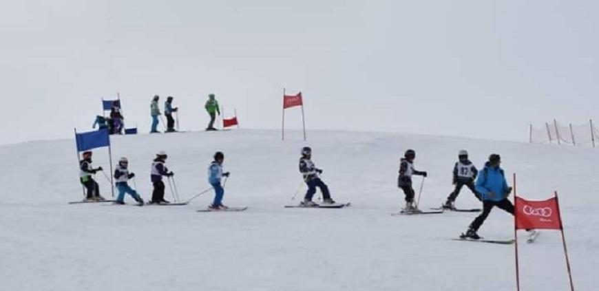Ski Course for Intermediate
